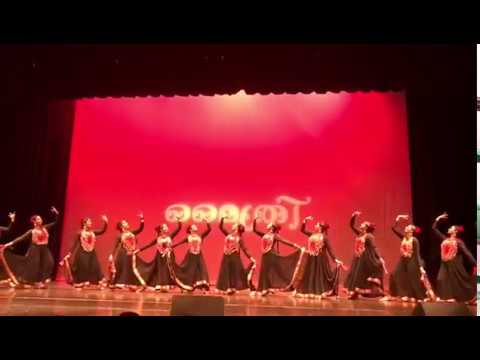 Remo Fernandez flute dance at Maithry New year 2017