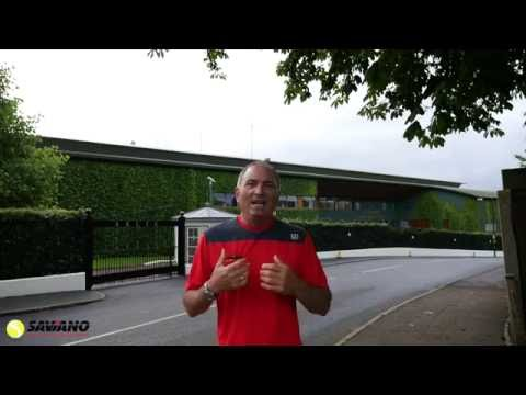 Tour Insights From Coach Nick Saviano Day 1 of Wimbledon 2016