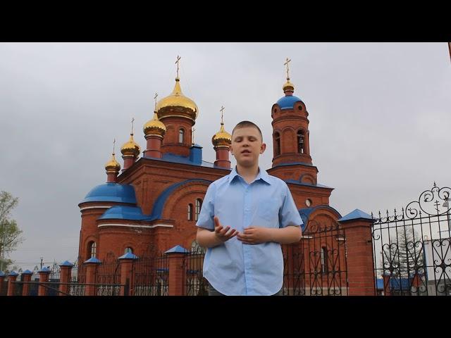 Изображение предпросмотра прочтения – КириллДомнин читает произведение «Молитва о России» А.И.Солженицына