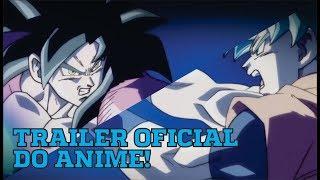 SAIU! Trailer do novo ANIME! Super Dragon Ball Heroes
