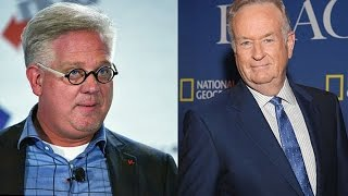 Bill O'Reilly joins Glenn Beck's TheBlaze for a weekly spot on former Fox friend's radio show