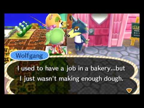 Animal Crossing New Leaf Nate And Wolfgang Youtube