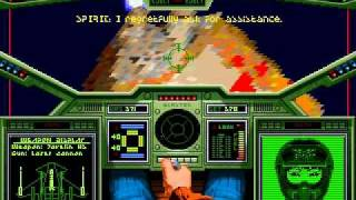 DOS Game: Wing Commander