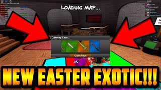 I UNBOXED 2 FAUNS IN A ROW... *70+ EASTER CASE UNBOXING* (ROBLOX ASSASSIN)