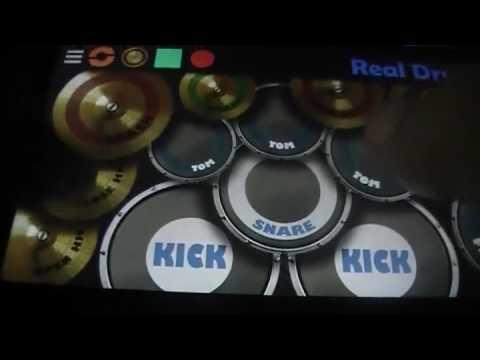 Real Drum Cover Slank - Kalah