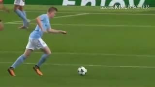 UCL Man City 2 - 0 Shakhtar Donetsk 26-9-2017