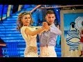 Abbey Clancy & Aljaz Quickstep to 'Walking On Sunshine' - Strictly Come Dancing: 2013 - BBC One