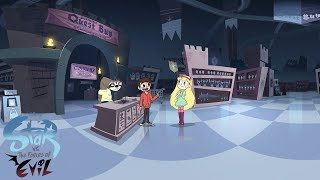 360° Interdimensional Scavenger Hunt | Star vs. the Forces of Evil | Disney XD