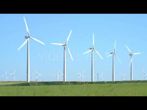Energy Wind Renewable Power | Stock Footage - Videohive