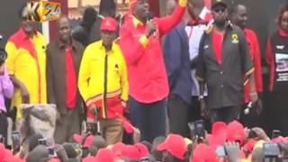 Kenyatta asuta upinzani kwa kuhujumu mikakati ya usalama