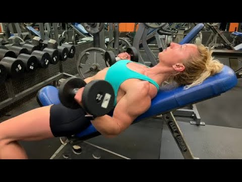 LAURA EHLEN: Back and Biceps