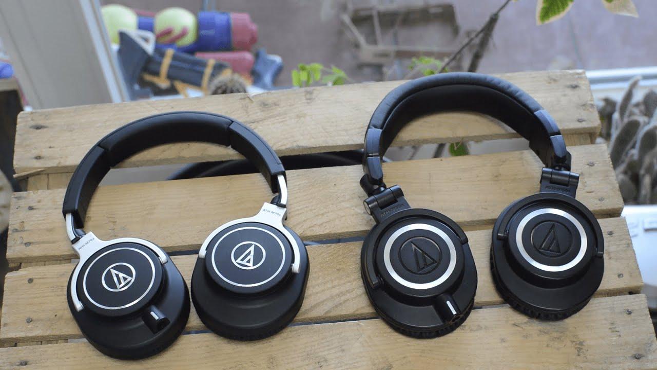 Audio-Technica ATH-M70x Black