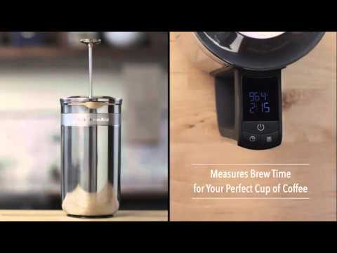 KitchenAid Precision Press Coffee Maker - Introduction