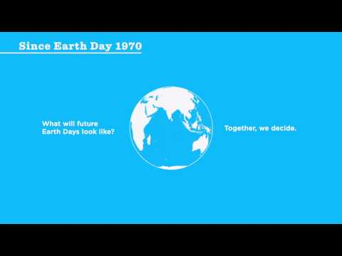 Earth Day 1970 – 2017: What's Changed?