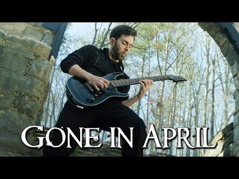 Simon Gagnon Guitar Playthrough | GONE IN APRIL, If You Join Me