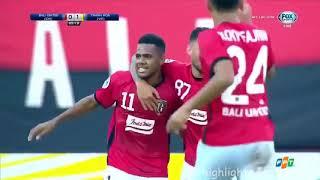 Gol Yabes Roni - Bali United VS FLC Thanh Hoa - AFC CUP 2018