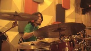 Berke Daft Punk Motherboard Drum Cover