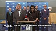 Volební lídrem v Praze je Bohuslav Svoboda