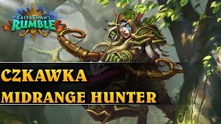 CZKAWKA - MIDRANGE HUNTER - Hearthstone Decks (Rastakhan's Rumble)