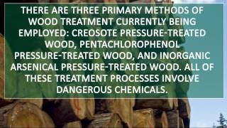 Forest Products Industry: Wood Treatment Safety