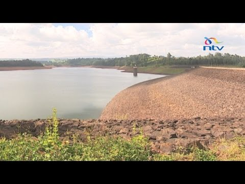 Water rationing in Nairobi: Water levels at Ndakaini dam fall below half full