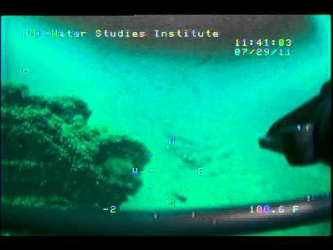 Sunken barge found in Grand Traverse Bay