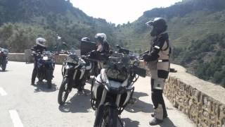 Mallorca Motorrad Urlaub 042016