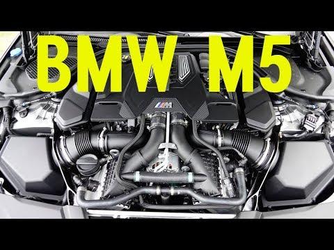 "BMW M5 발표 & 서킷 잠깐 시승 "" 가장 빠른 M의 탄생"""