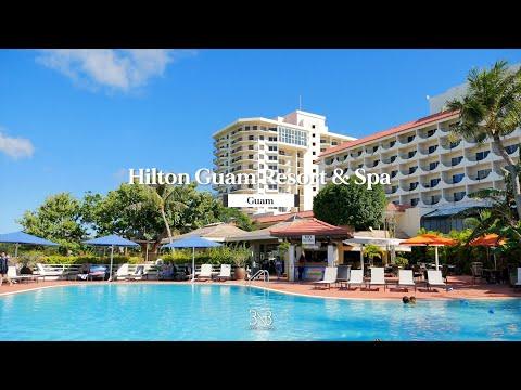 [GUAM🇬🇺] Hilton Guam Resort & Spa⎮ 힐튼 괌 리조트 & 스파