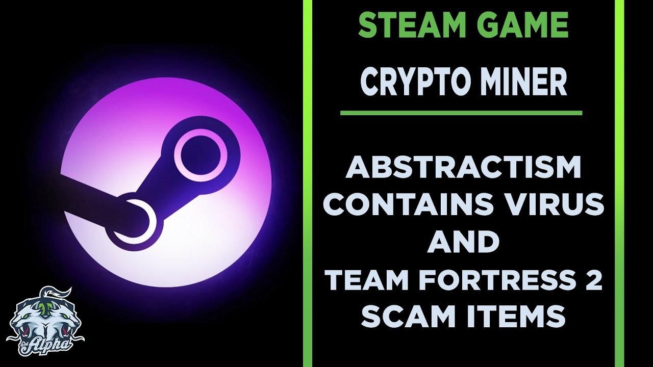 Steam game accused of turning PCs into cryptocurrency miners