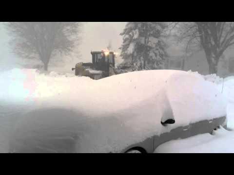 Snow removal - Buffalo, NY