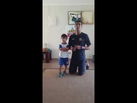 Primera clase en vivo Padre e hijo Fullkids Juegos y Movimientos
