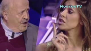 Belen vs Costanzo - Falla finita! La replica della showgirl