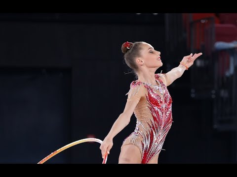Anna Ivanova - Hoop AA 18.10 Nationals 2019