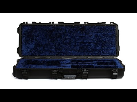 Gator Titan Series Waterproof Guitar Case Overview and Hammer Test by Sweetwater