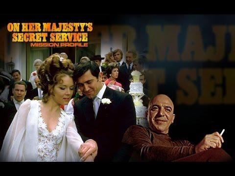 On Her Majesty's Secret Service (1969) Trailer