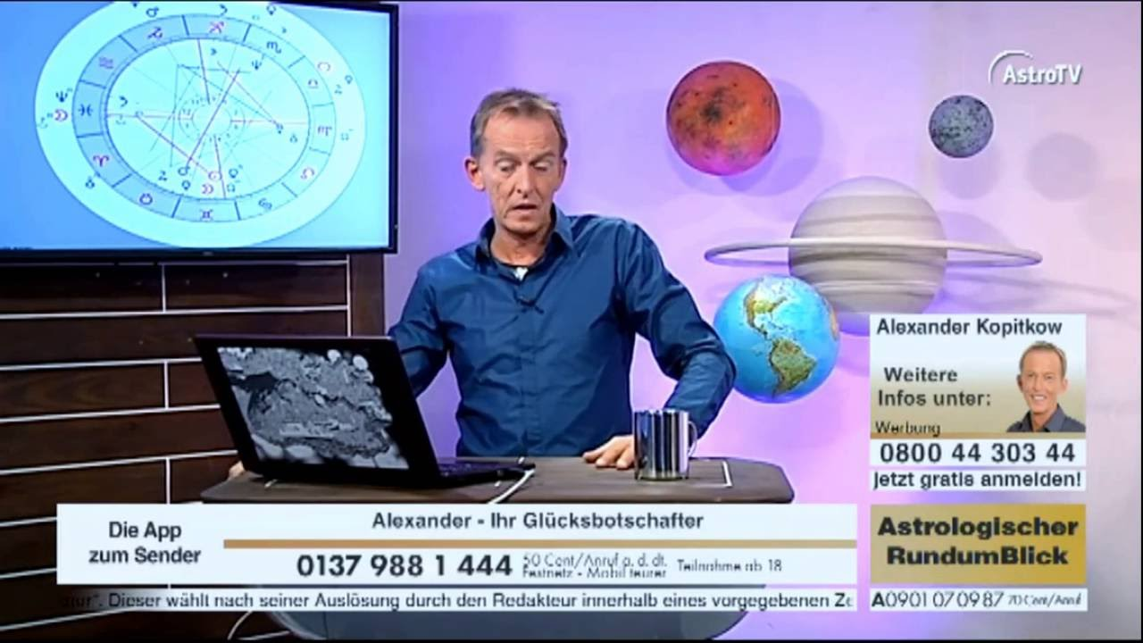 Astro Tv Live Alexander Kopitkow