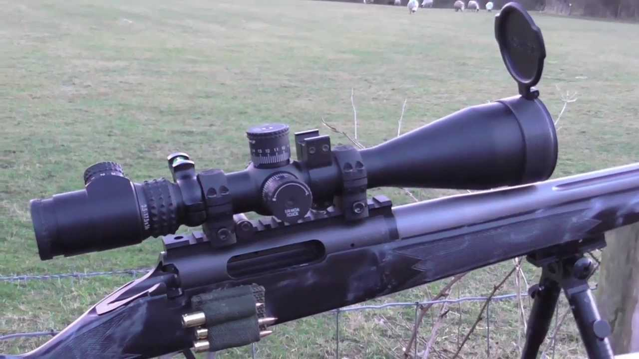Sightrons New S TAC 25 175x56 Tactical Rifle Scope Reviewed And Compared