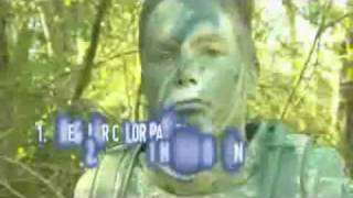 !!RARE FOOTAGE!! How to Make Yourself Disappear in the National Guard using camouflage