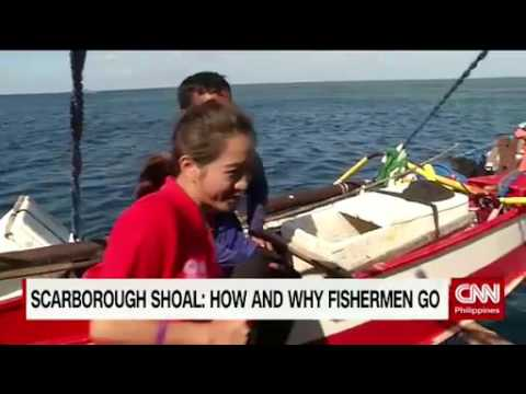 Scarborough Shoal:  How and why fishermen go