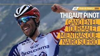 Tour de Francia 2019: Thibaut Pinot ganó en el Tourmalet mientras Nairo sufrió | Noticias