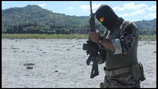 Philippine Navy Seals Latest Tests of the PVAR Rifle Under Adverse Conditions