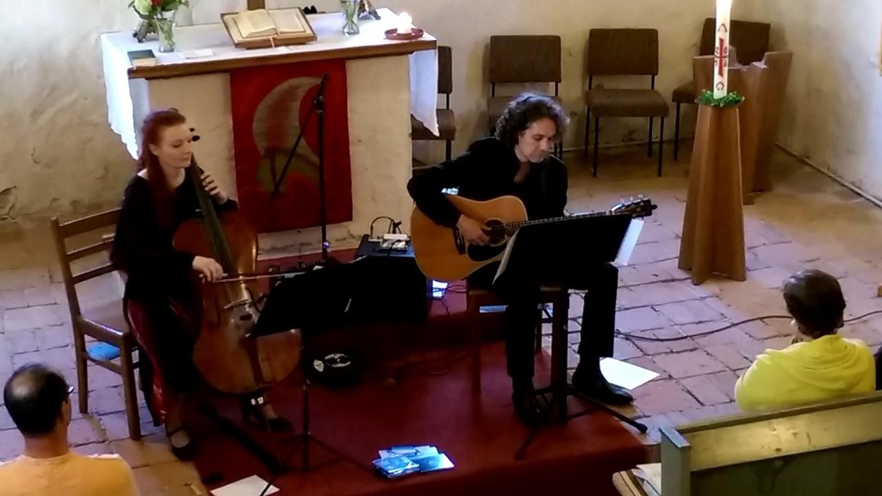 Simon And Garfunkel Cover Duo Stefanie John Cello