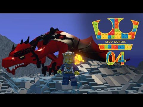 Jirka Hraje - Lego Worlds 04 - Máme draka!