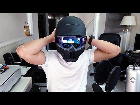 Unboxing: Ruroc RG1-X Carbon & MagLoc (Snowboard Helmet Review)