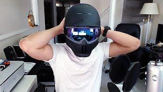 Ski Helmet - Unboxing: Ruroc RG1-X Carbon & MagLoc (Snowboard Helmet Review)