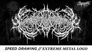 Video Speed Drawing // Extreme Metal Logo - XavlegbmaofffassssitimiwoamndutroabcwapwaeiippohfffX download MP3, 3GP, MP4, WEBM, AVI, FLV Agustus 2018