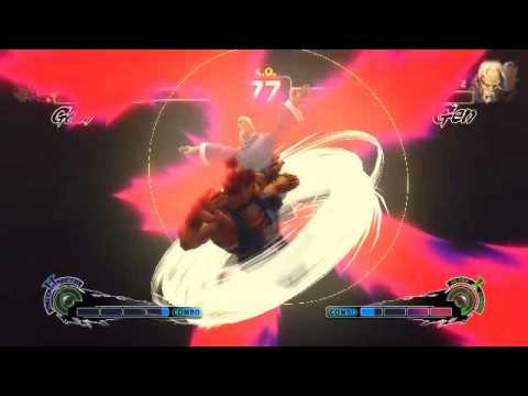 Street Fighter's best moves