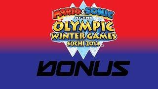 Mario & Sonic at the Sochi 2014 Olympic Winter Games Bonus: Single Match