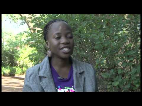 In Botswana Sport Helps Teenagers Deal With The Challenges of HIV